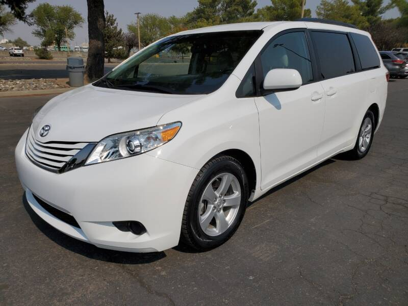 2015 Toyota Sienna for sale at Matador Motors in Sacramento CA