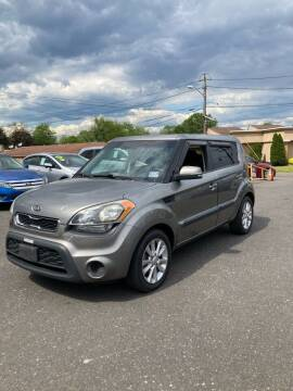 2012 Kia Soul for sale at Majestic Automotive Group in Cinnaminson NJ