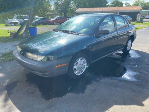 1998 Saturn S-Series for sale at Wise Investments Auto Sales in Sellersburg IN