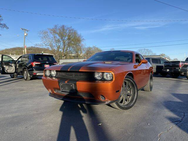 2011 Dodge Challenger for sale at Auto Credit Group in Nashville TN