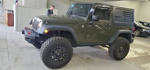 2015 Jeep Wrangler for sale at Klika Auto Direct LLC in Olathe KS