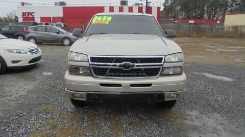 2006 Chevrolet Silverado 1500 for sale at Auto Mart - Moncks Corner in Moncks Corner SC