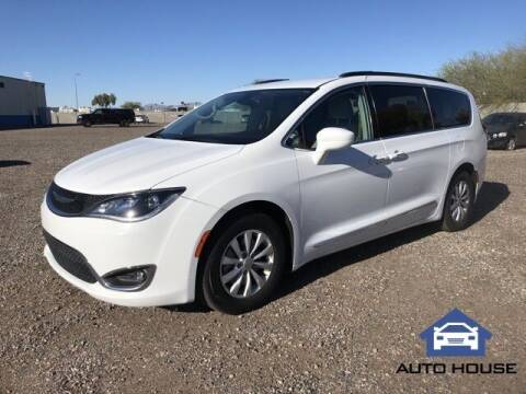 2017 Chrysler Pacifica for sale at MyAutoJack.com @ Auto House in Tempe AZ