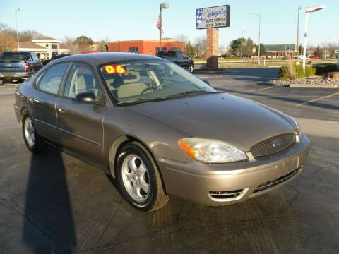 2006 Ford Taurus for sale at Integrity Auto Center in Paola KS
