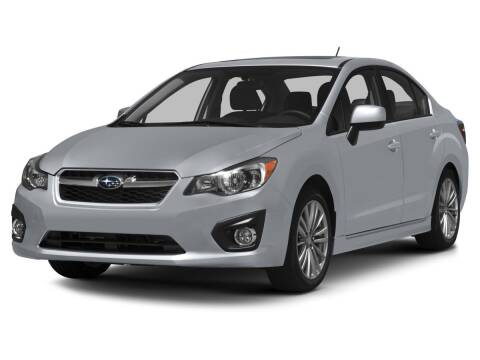 2014 Subaru Impreza for sale at Bill Gatton Used Cars - BILL GATTON ACURA MAZDA in Johnson City TN