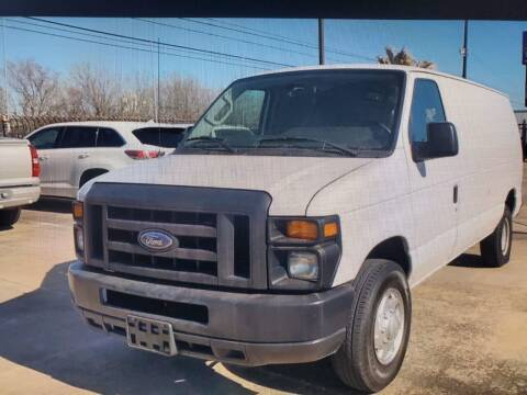 2013 Ford E-Series Cargo for sale at Progressive Auto Plex in San Antonio TX