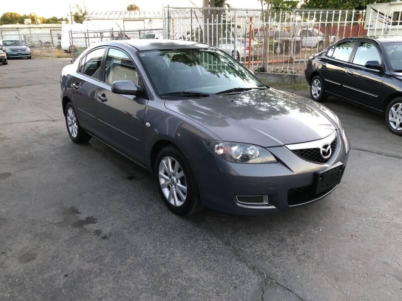 2007 Mazda MAZDA3 for sale at Fast Lane Motors in Turlock CA
