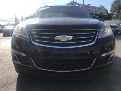 2014 Chevrolet Traverse for sale at Joliet Auto Center in Joliet IL
