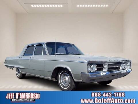 1967 Dodge Monaco for sale at Jeff D'Ambrosio Auto Group in Downingtown PA