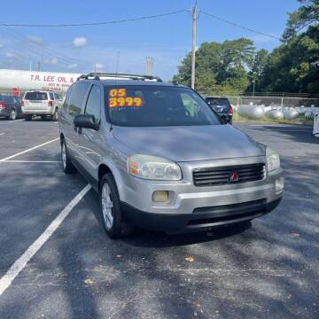 2005 Saturn Relay for sale at Auto Bella Inc. in Clayton NC