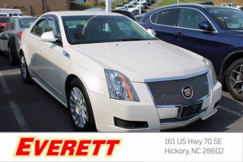 2013 Cadillac CTS for sale at Everett Chevrolet Buick GMC in Hickory NC