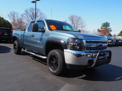 2012 Chevrolet Silverado 1500 for sale at Buhler and Bitter Chrysler Jeep in Hazlet NJ