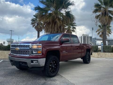 2014 Chevrolet Silverado 1500 for sale at Motorcars Group Management - Bud Johnson Motor Co in San Antonio TX