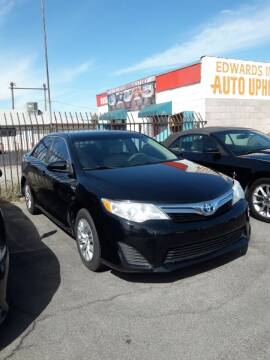 2012 Toyota Camry Hybrid for sale at HAVANA AUTO SALES in Las Vegas NV