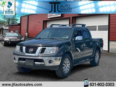 2011 Nissan Frontier for sale at JTL Auto Inc in Selden NY