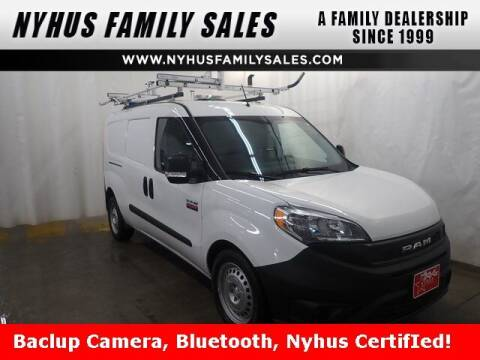 2019 RAM ProMaster City Cargo for sale at Nyhus Family Sales in Perham MN