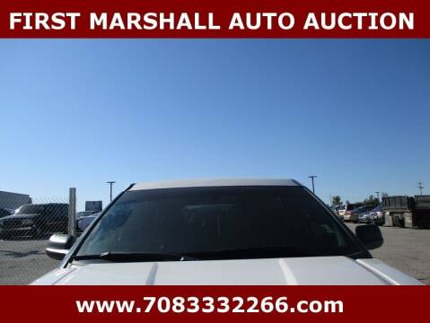 2013 Ford Explorer for sale at First Marshall Auto Auction in Harvey IL