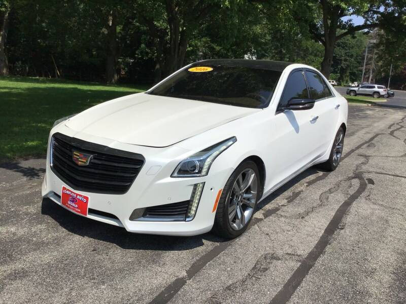 2016 Cadillac CTS for sale at Complete Auto World in Toledo OH