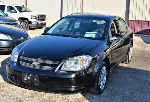 2010 Chevrolet Cobalt for sale at PINNACLE ROAD AUTOMOTIVE LLC in Moraine OH