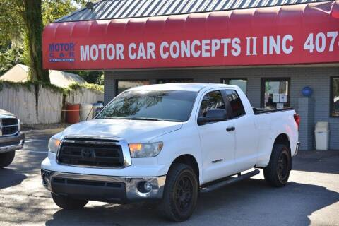 2011 Toyota Tundra for sale at Motor Car Concepts II - Apopka Location in Apopka FL