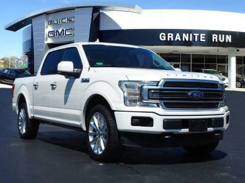 2019 Ford F-150 for sale at GRANITE RUN PRE OWNED CAR AND TRUCK OUTLET in Media PA