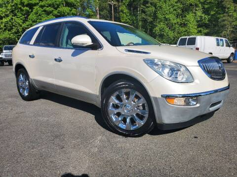 2010 Buick Enclave for sale at Brown's Used Auto in Belmont NC
