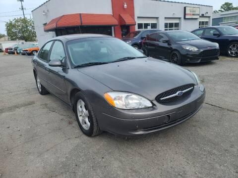 2003 Ford Taurus for sale at Best Buy Wheels in Virginia Beach VA