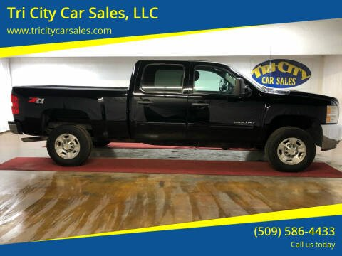 2010 Chevrolet Silverado 2500HD for sale at Tri City Car Sales, LLC in Kennewick WA