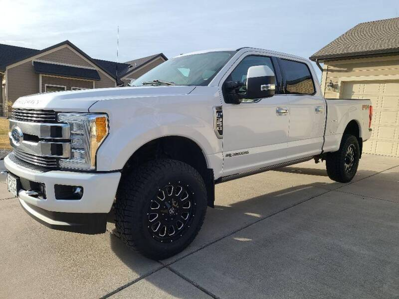 2018 Ford F-350 Super Duty for sale at Kessler Auto Brokers in Billings MT