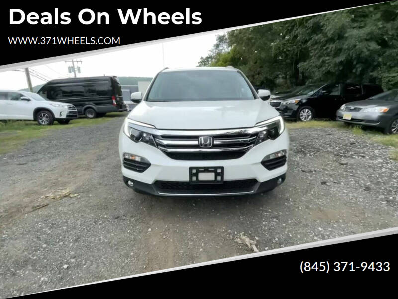 2018 Honda Pilot for sale at Deals on Wheels in Suffern NY