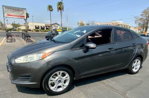 2015 Ford Fiesta for sale at Charlie Cheap Car in Las Vegas NV