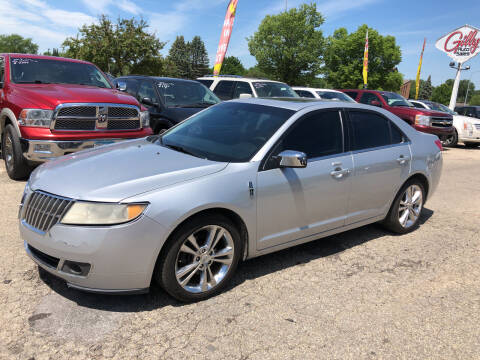 2011 Lincoln MKZ for sale at Gilly's Auto Sales in Rochester MN