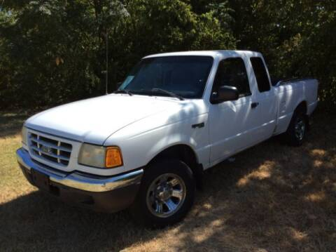 2001 Ford Ranger for sale at Allen Motor Co in Dallas TX