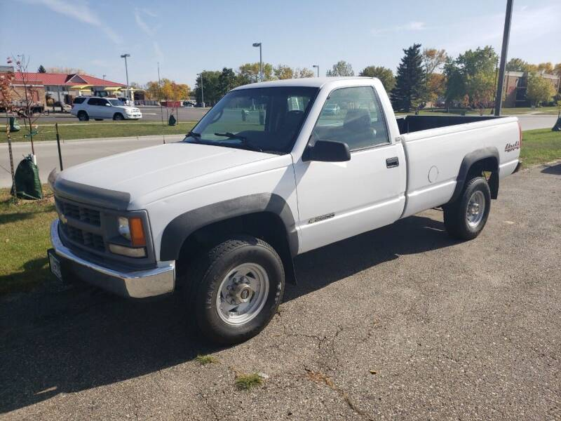 1996 Chevrolet C/K 2500 Series for sale at CFN Auto Sales in West Fargo ND