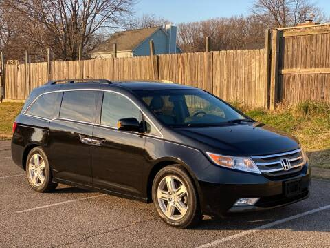 2011 Honda Odyssey for sale at Superior Wholesalers Inc. in Fredericksburg VA
