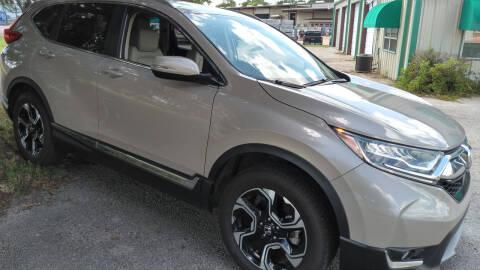 2018 Honda CR-V for sale at Haigler Motors Inc in Tyler TX