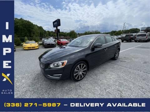 2014 Volvo S60 for sale at Impex Auto Sales in Greensboro NC