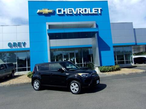 2015 Kia Soul for sale at Grey Chevrolet, Inc. in Port Orchard WA