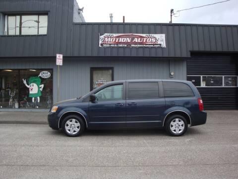 2009 Dodge Grand Caravan for sale at Motion Autos in Longview WA