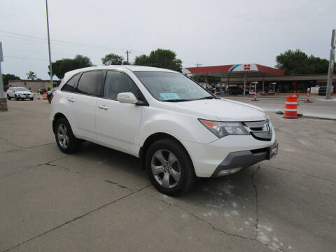 2007 Acura MDX for sale at Padgett Auto Sales in Aberdeen SD