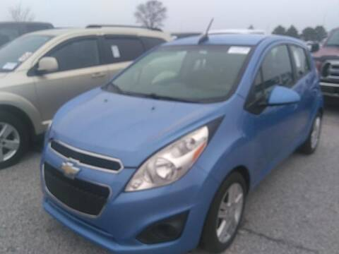 2015 Chevrolet Spark for sale at Cars Now KC in Kansas City MO