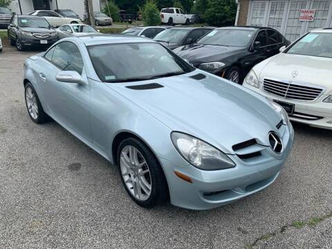 2007 Mercedes-Benz SLK for sale at Philip Motors Inc in Snellville GA