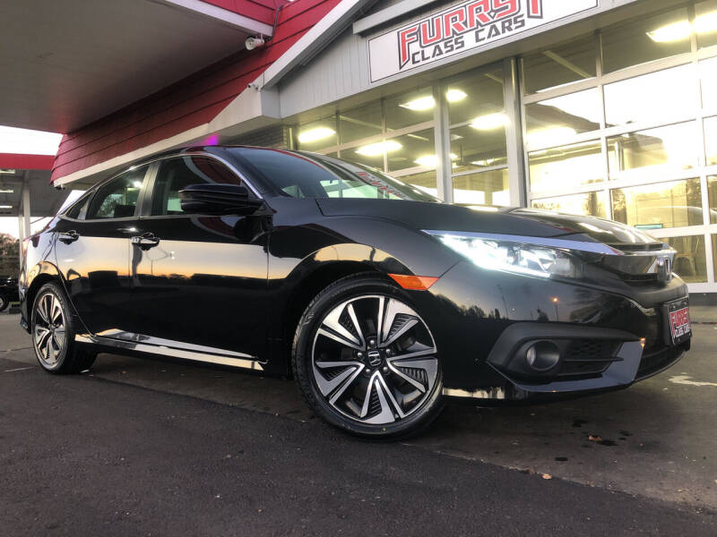 2017 Honda Civic for sale at Furrst Class Cars LLC in Charlotte NC