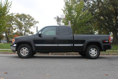2002 GMC Sierra 1500 for sale at Lexington Auto Club in Clifton NJ