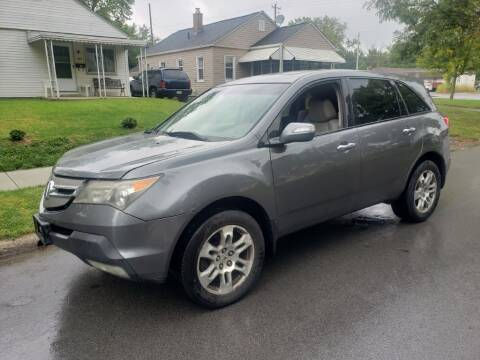 2008 Acura MDX for sale at REM Motors in Columbus OH