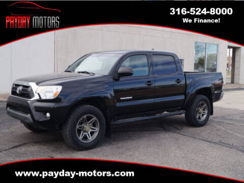 2012 Toyota Tacoma for sale at Payday Motors dba Autostart in Topeka KS