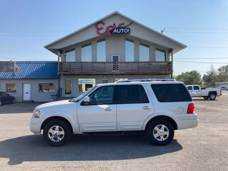 2006 Ford Expedition for sale at Epic Auto in Idaho Falls ID