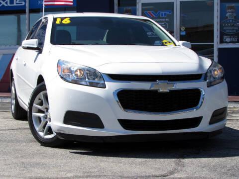 2016 Chevrolet Malibu Limited for sale at Orlando Auto Connect in Orlando FL