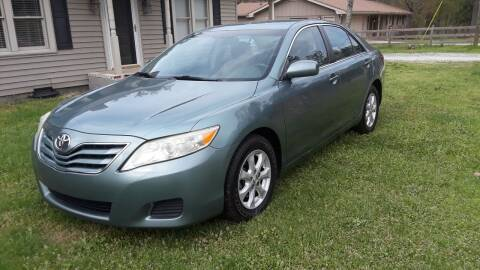 2011 Toyota Camry for sale at Don Roberts Auto Sales in Lawrenceville GA