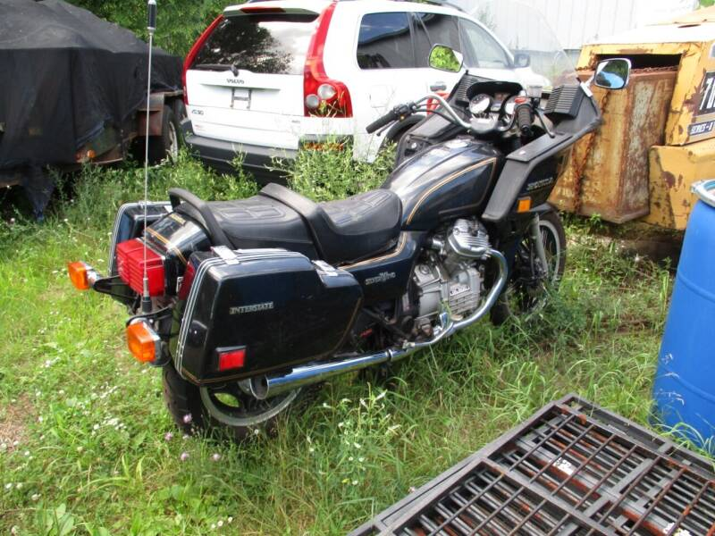 1981 Honda Silver Wing for sale at D & T AUTO INC in Columbus MN